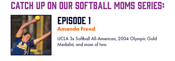 Softball Squad Episode 1 - Amanda Freed