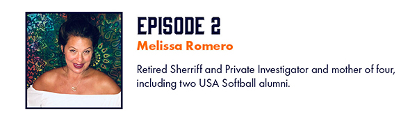 Softball Squad Episode 2 - Melissa Romero