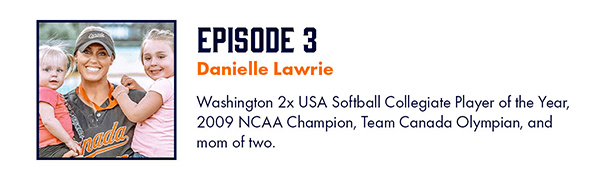 Softball Squad Episode 3 - Danielle Lawrie