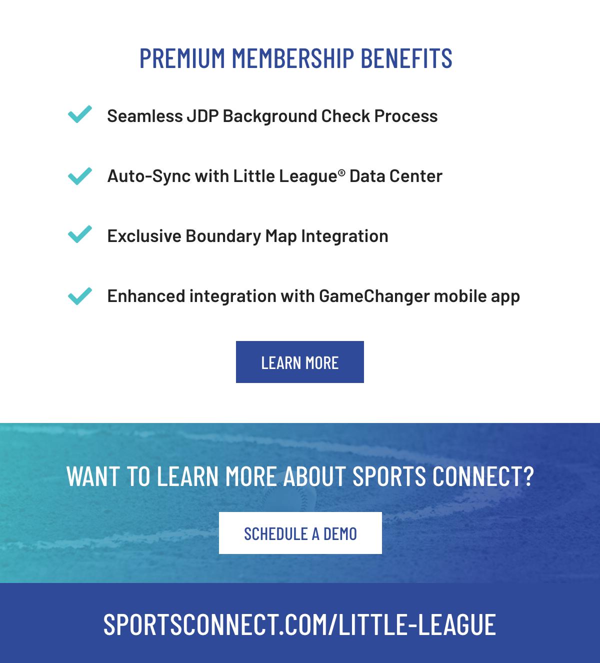 Premium Membership Benefits and Schedule A Demo